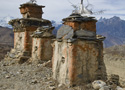 Around Muktinath - by Henk
