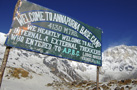 Annapurna Sanctuary - by Matthew Amery