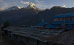 Ghorepani, Annapurna South - by Henk