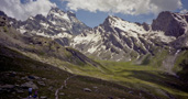 Alps, France, Queyras, GR58