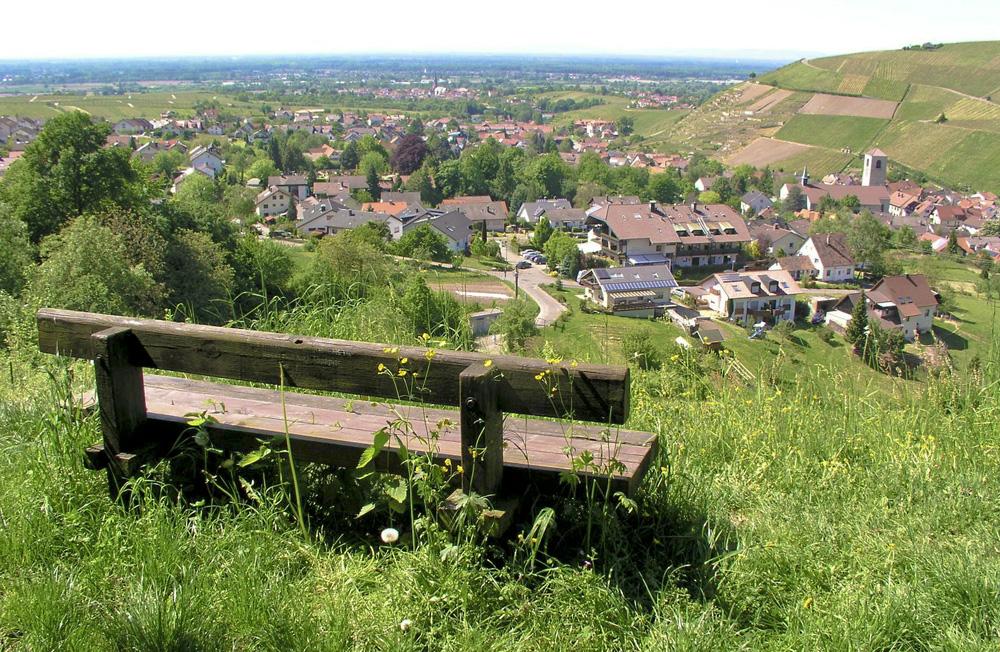 Baden Baden Panoramaweg