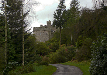 Slieve Felim Way, Glenstal Abbey