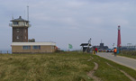E9, North Sea Trail, Duin- en Polderpad, Hollands Kustpad LAW 5-3, Callantsoog - Den Helder, Den Helder