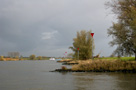 Trekvogelpad, LAW2 - River Ijssel   - by Henk