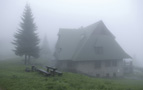 Poland, Beskids Trail: Przenyba Hut