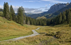 Switzerland, Alpenpanorama-Weg