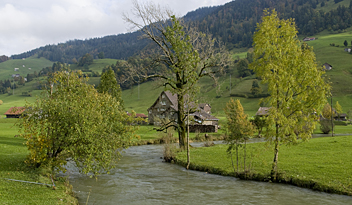Switzerland, Thurweg: Thur