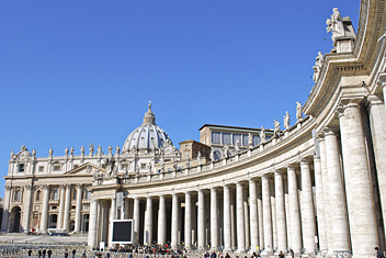 Vatican Palace - by Ankur