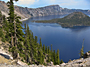 Crater Lake - by Jim