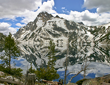 Sawtooth Lake - by Lynn