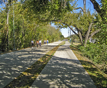 Katy Trail - by Jay